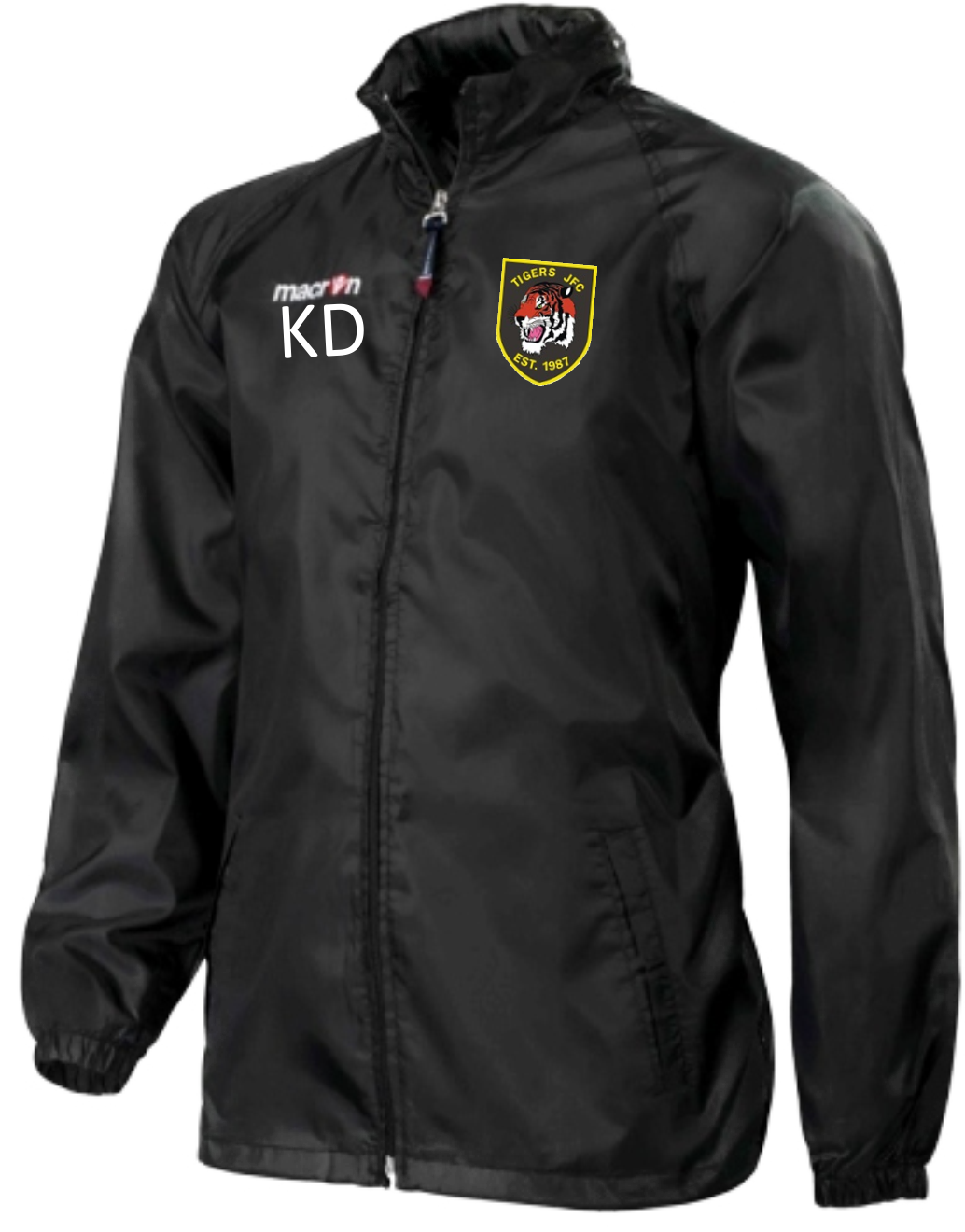 Tigers JFC Atlantic Jacket
