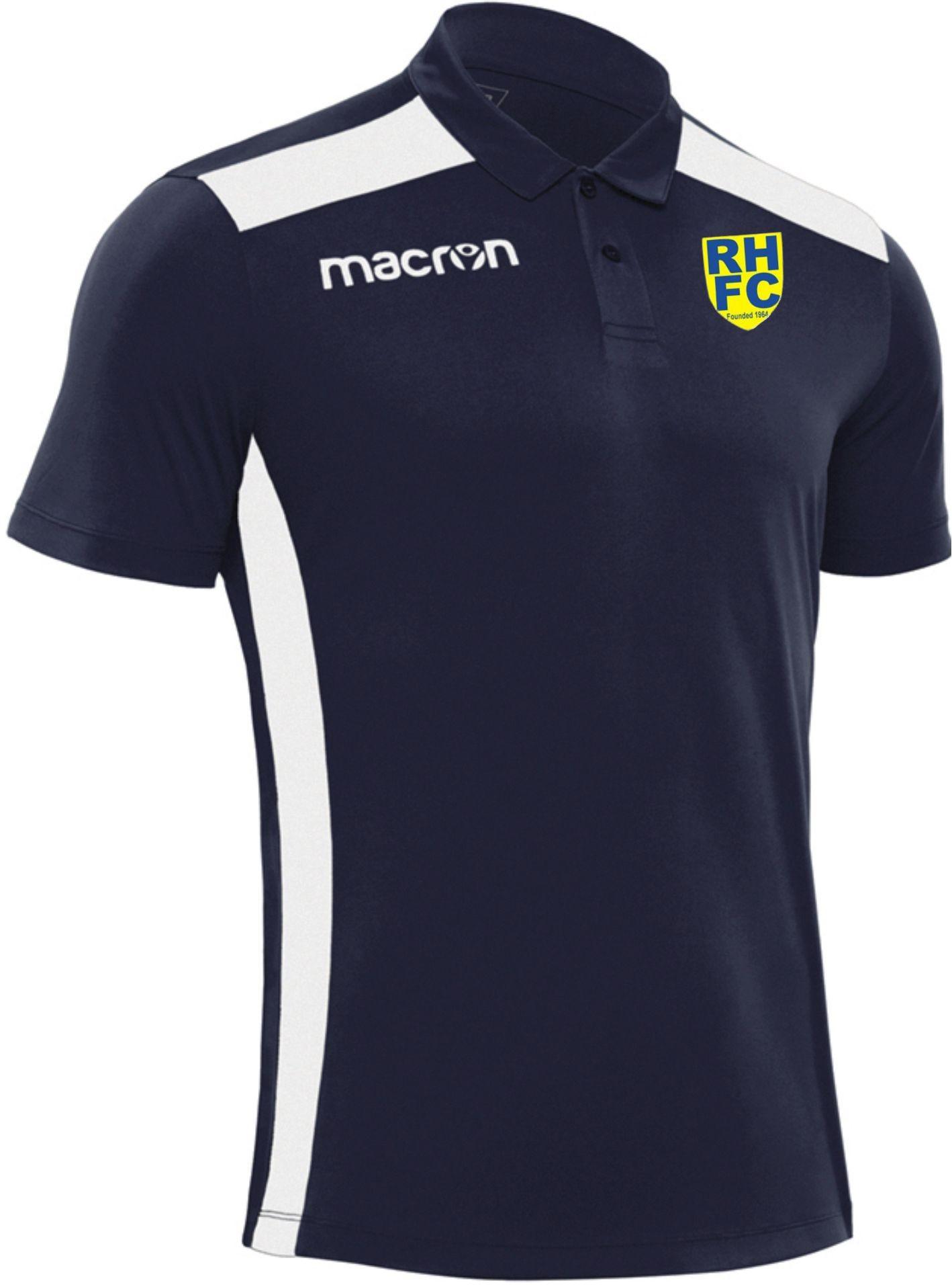 Runwell Sports FC Coaches Polo Shirt