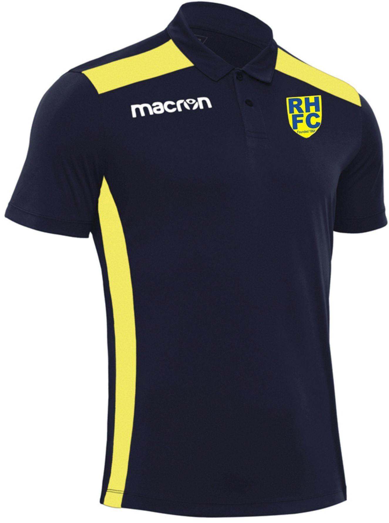 Runwell Sports Players Polo Shirt