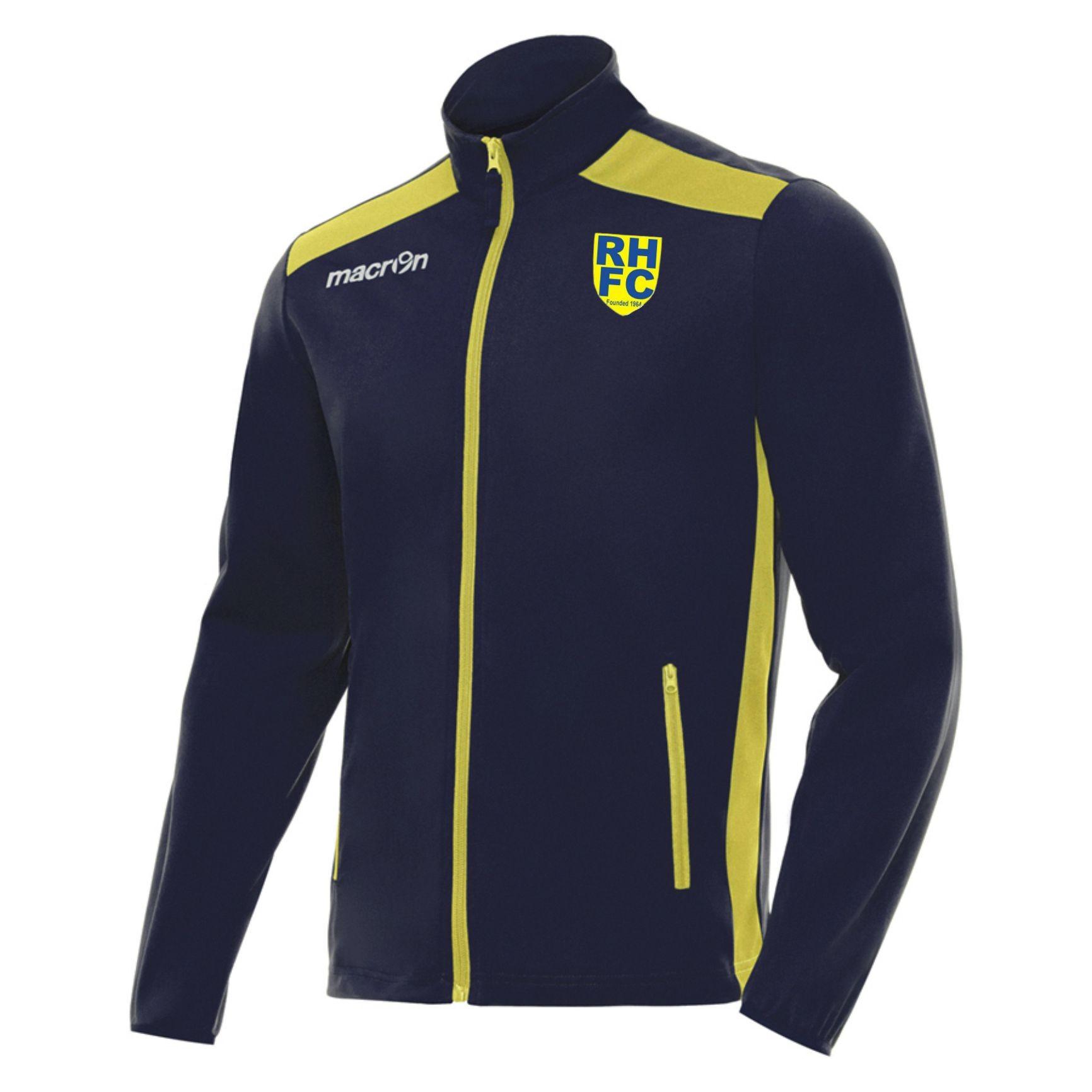 Runwell Sports FC Players Tracksuit Jacket