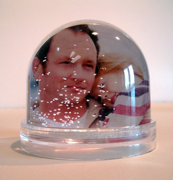 Personalised Photo Globe