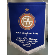 Personalised Club Pennants