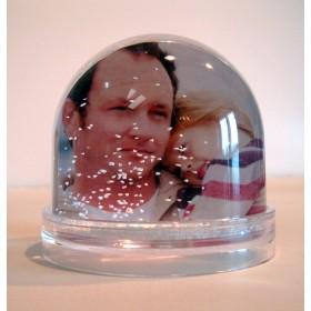 Personalised Photo Globe